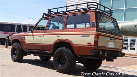 1984 Toyota Land Cruiser by 1984 Toyota Land Cruiser Fj62 For Sale
