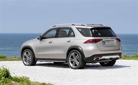 2019 Mercedesbenz Gle Officially Revealed Performancedrive