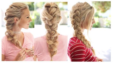 15 Cute & Easy Braid Hairstyles , Most Beautiful Braid