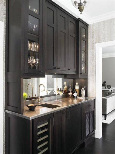 farmhouse china cabinet plans bar ideas transitional kitchen christine donner