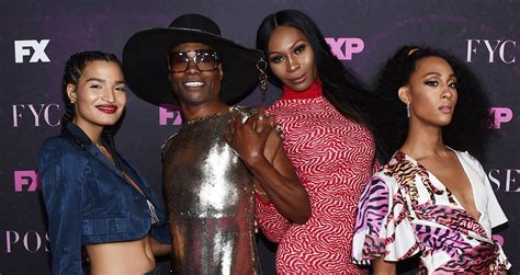 Billy Porter Stars Strike Pose Fyc Screening