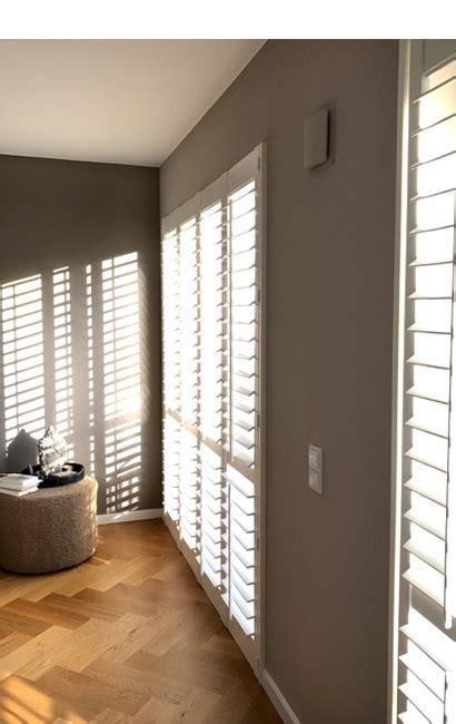 Fensterläden Für Innen by Elegante Innen Fensterl 228 Den Aus Holz Shutters Hamburg
