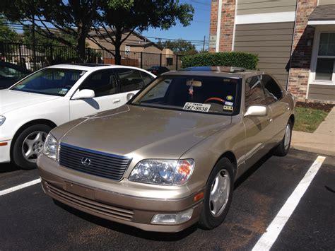 lexus sedan 2000 2000 lexus ls 400 overview cargurus