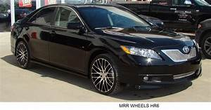 Toyota Camry With Rims Find The Classic Rims Of Your Dreams