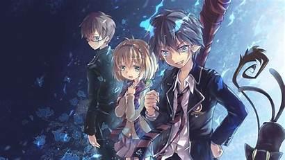 Exorcist Anime Perfect Effort Least Resolution Always