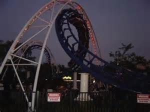 Corkscrew Cedar Point Amusement Park