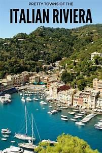 Italian Riviera pretty towns along Italy's Riviera coast