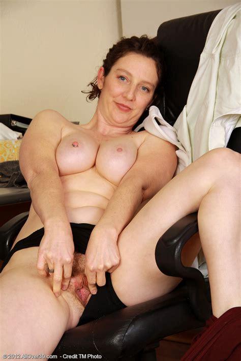 Office Milf Artemesia Tease And Strip Naked Milf Fox