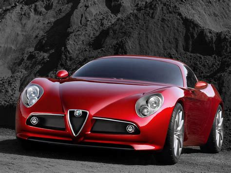 Alfa Romeo 8c Competizione  2003 Cartype