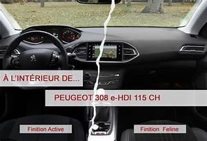 Peugeot 308 2eme Generation Avis : a l 39 int rieur de la peugeot 308 e hdi 115 ch ~ Medecine-chirurgie-esthetiques.com Avis de Voitures