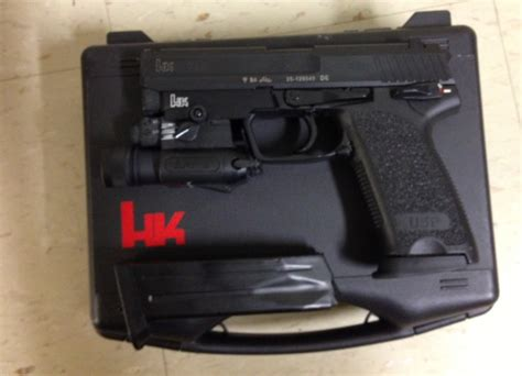 hk usp 45 laser light new toy h k usp 45 untitled album gallery forum