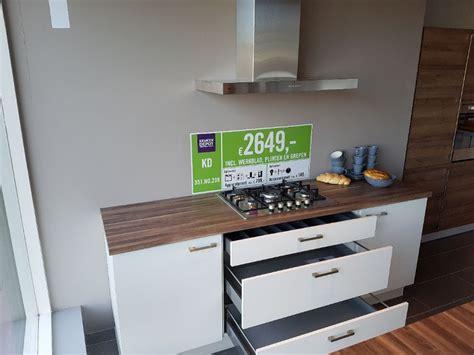 Eiland Keuken Showroommodel keukenstekoop nl het grootste keukenaanbod nederland