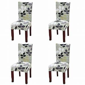 Spandex Stretch Dining Chair Cover Home Kitchen Chair OC2O