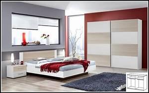 Schlafzimmer Komplett 140x200 : komplett schlafzimmer mit bett 140x200 betten hause ~ Whattoseeinmadrid.com Haus und Dekorationen