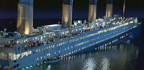 Titanic Movie Boat Sinking Scene by Rms Titanic Sinking Titanic 1997 Guardian Images