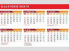 Download Gratis Template Kalender Hijriyah 2018 File CDR
