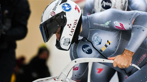 Īglsā gada pēdējās PK sacīkstes bobslejā un skeletonā, Siguldā EK posms - Ziemas sports ...