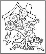 Wallaby Template Coloring Pages Sketch sketch template