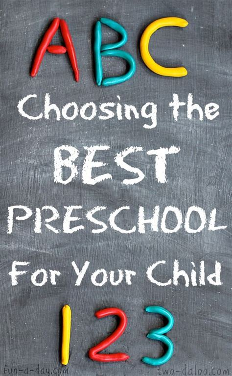 choosing the best preschool posts the o jays and 905 | 63971c546a960536bee55613eb515b0e