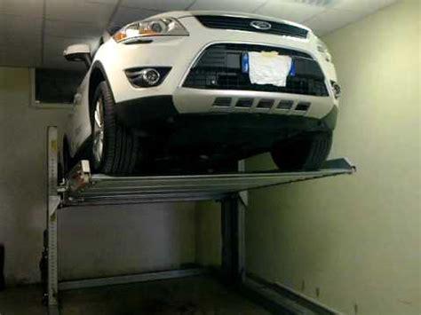sollevatore auto per box sollevatore per auto a due colonne
