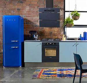 best 25 smeg fridge ideas on pinterest smeg kitchen With best brand of paint for kitchen cabinets with green sticker hov