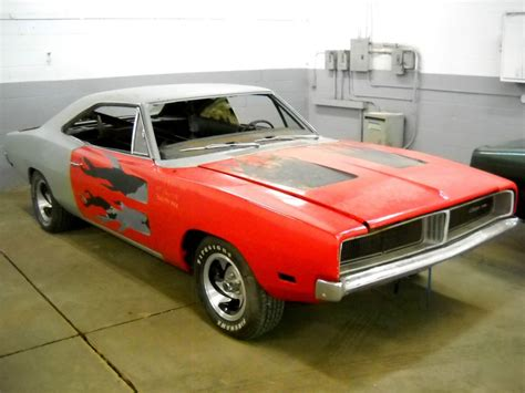 1969 Dodge Charger Rebuilt 440 727 Solid Project Car for sale