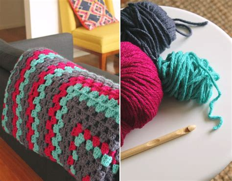 Top 25+ Best Easy Granny Square Ideas On Pinterest
