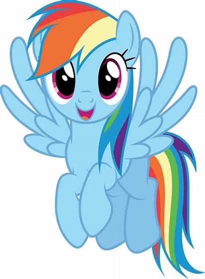 Dash Rainbow Vector Deviantart Mlp Pony Eg