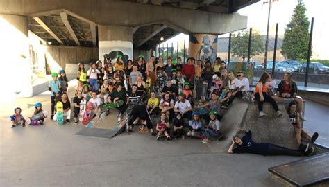 Projekts MCR - a skatepark changing lives in Manchester | Co-operatives UK