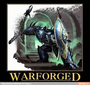 warforged - iFunny :)