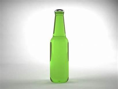 Bottle Glass 3d Models