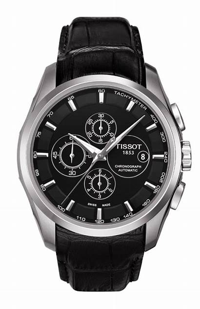 Tissot Chronograph Couturier Automatic Watches T035