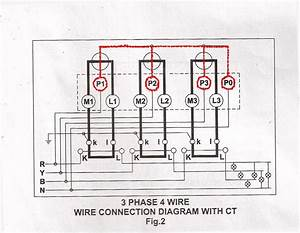 Single Phase Meter Socket Diagram  Single  Free Engine Image For User Manual Download