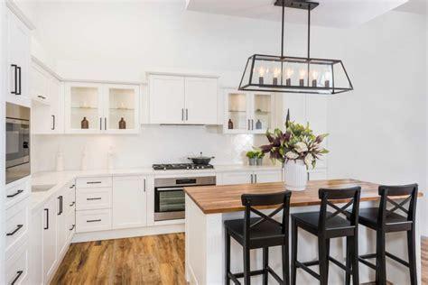 Adelaide Kitchens   Shaker Style   Wallspan Kitchens Adelaide