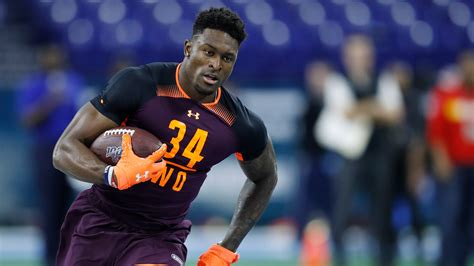 dk metcalf delivers  freakish wr workout