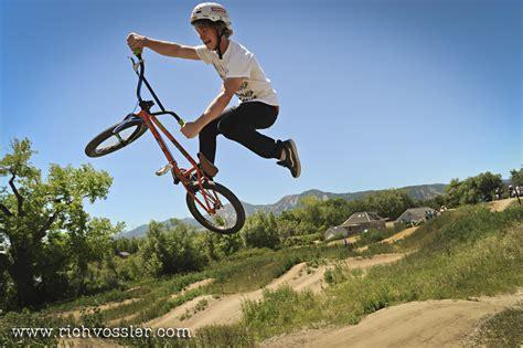 Bmx Dirt Jumps  Rich Vossler Photography