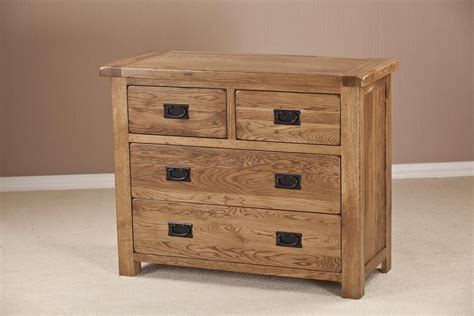 Buy Rustic Solid Oak 2+2 Drawer Chest Online Old Chest Of Drawers Handles Dream Drawer Expandable Spring Loaded Divider Pax Komplement Wood Pull Out Sterilite 5 Small 22 Slides Heavy Duty 10 White Black 4 Selby Bedroom Furniture Sunco Set Plastic Storage