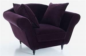 Fauteuil Velours Lipstick : linkzat fauteuil l gant et confortable linkzat ~ Zukunftsfamilie.com Idées de Décoration