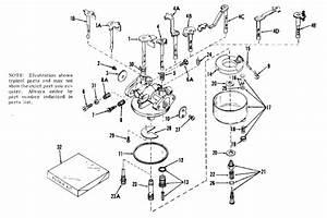 Tecumseh Carburetor 630956a
