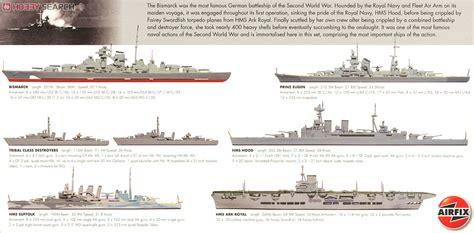 Sink The Bismarck by Sink The Bismarck Gift Set Plastic Model Item Picture2