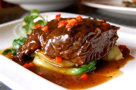 braised beef del mar rendezvous chinese restaurant in san diego ca entrees