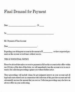 37+ Demand Letter Samples | Sample Templates