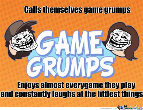 Game Grumps Meme - game grumps by collin s snider meme center