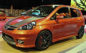 2007 Honda Fit Sport Extreme Concept Front View Photo 72