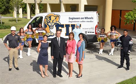 Chrysler Talent Acquisition by Fiu Brings Stem Education To Miami Dade County
