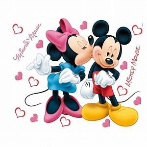 The gallery for --> Mickey And Minnie Love
