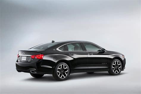 Chevrolet Impala Blackout Concept Sema 2018 Gm Authority
