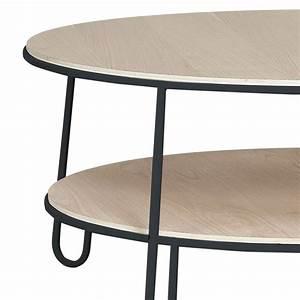 Table Basse En Metal : eug nie table basse en m tal et bois sediarreda ~ Teatrodelosmanantiales.com Idées de Décoration