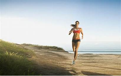Beach Workout Exercise Health Running Fitness Abs