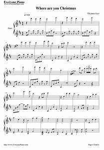 Jazz Christmas Piano Sheet Music Pdf - have yourself a ...